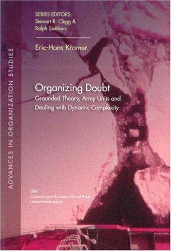 Organizing Doubt by Eric-hans Kramer