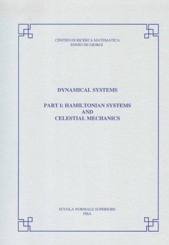 Dynamical systems: Part I by Stefano Marmi