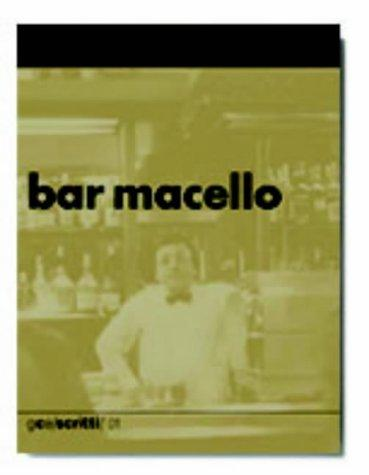 Bar Macello (Gce/scritti) by Flavio Stroppini