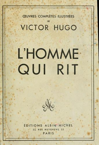 L' homme qui rit by Victor Hugo