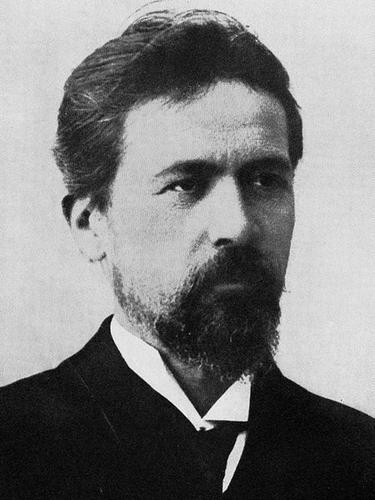 Photo of Anton Pavlovich Chekhov