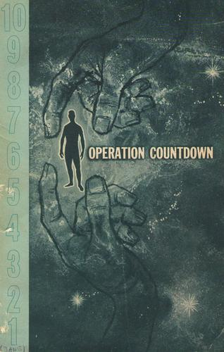 Operation countdown by United States. Civil Air Patrol.
