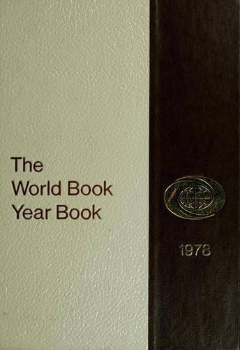 The 1978 World Book year book by