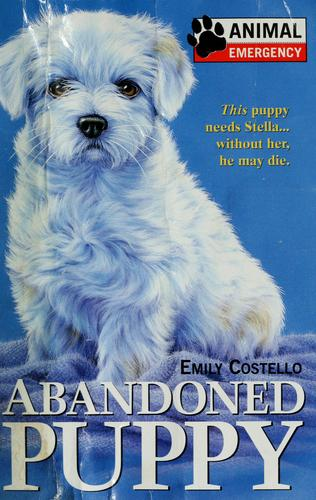 Abandoned puppy by Emily Costello